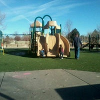 Photo taken at Meadowood Park Recreation Center by Melanie H. on 1/5/2012