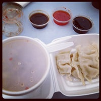 Photo taken at Kuai Dumplings & Soups by Elysa E. on 11/9/2011
