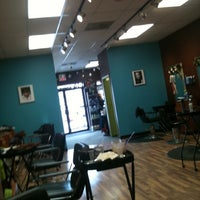 Photo taken at Salon Bella Vie by TaMi C. on 12/21/2010