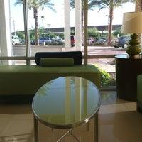 Photo taken at Fairfield Inn & Suites Phoenix Chandler/Fashion Center by Matt W. on 7/17/2012