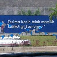 Photo taken at Shell R.P. Soeroso by Anindya Jati A. on 2/7/2012