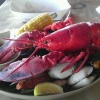 Photo taken at Legal Harborside - Floor 1 & Market by Eric S. on 6/15/2012
