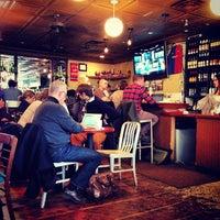 Photo taken at Cafe Amrita by Jinny K. on 2/28/2012