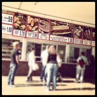 Photo taken at Costco Wholesale Food Court by Christian G. on 3/14/2012