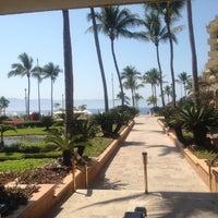 Photo taken at CasaMagna Marriott Puerto Vallarta Resort & Spa by Mauricio A. on 3/9/2012