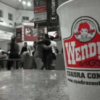 Photo taken at Wendy's by jonathan g. on 12/7/2011