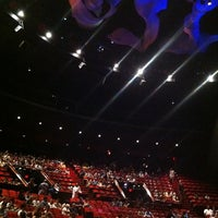 Photo taken at La Nouba by Cirque du Soleil by Julie R. on 9/3/2011