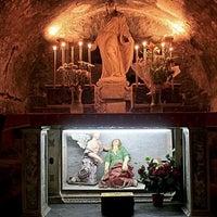 Photo taken at Chiesa di Sant'Agata al Carcere by CityMap Sicilia on 1/11/2012