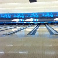 Photo taken at Del Rosa Lanes by Steven C. on 2/26/2012