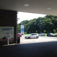 Photo taken at Lobitos Petrol Station by Carl H. on 7/7/2012