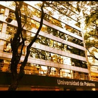 Photo taken at Universidad de Palermo by Christian A. on 9/6/2012
