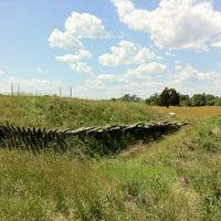Photo taken at Yorktown Battlefield National Park by Michael B. on 4/25/2012