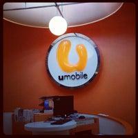 Photo taken at U Mobile Service Centre by Syefri Z. on 8/5/2012