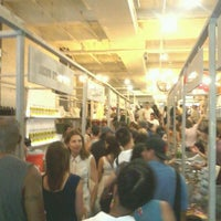 Photo taken at SUPER(DUPER)MARKET by Pam G. on 7/14/2012