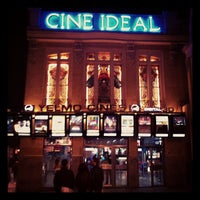 Photo taken at Yelmo Cines Ideal 3D by Mateo Robles M. on 11/19/2011