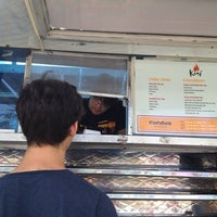 Photo taken at Kogi BBQ Truck by Isa A. on 7/21/2012