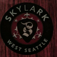Photo taken at Skylark Cafe & Club by Jerome D. on 1/28/2012