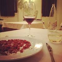 Photo taken at Manna Ristorante by Bruno C. on 5/12/2012