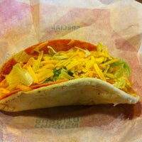 Photo taken at Taco Bell by Cameron L. on 4/4/2012