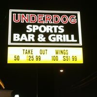 Photo taken at Underdog's by Todd M. on 9/25/2011