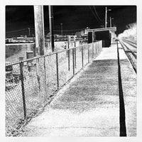 Photo taken at Metra - Forest Glen by Michael P. on 4/13/2012