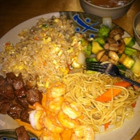 Photo taken at Juno's Sushi Steak & Seafood by james s. on 1/10/2012
