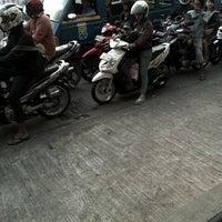 Photo taken at Flyover Ciputat by Ujang S. on 8/16/2012