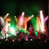 Photo taken at The Jefferson Theater by Trevor D. on 5/6/2012