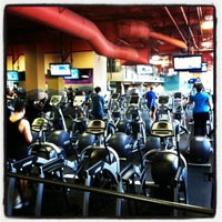 Photo taken at 24 Hour Fitness by Melinda T. on 3/31/2012