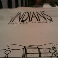 Photo taken at Indians by Daniel S. on 7/20/2012