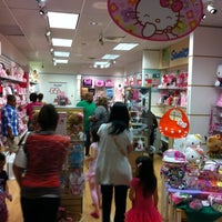 Photo taken at Sanrio Outlet Store -  Great Lakes Crossing Mall by Scot on 5/29/2011