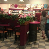 Photo taken at Dunkin' Donuts by Kelvin M. on 8/1/2012