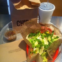 Photo taken at Chipotle Mexican Grill by Nicole K. on 8/29/2011