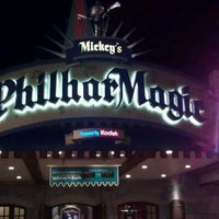 Photo taken at Mickey's PhilharMagic by Jason S. on 9/24/2011