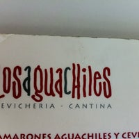 Foto tomada en Los Aguachiles por Denise C. el 2/3/2011