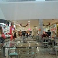 Photo taken at Shopping Jardim das Américas by Daiane C. on 11/16/2011