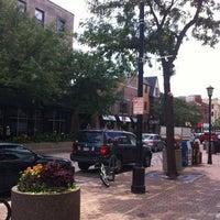 Photo taken at Downtown Oak Park by Dennis R. on 7/27/2012