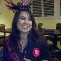 Photo taken at Boomerangs Gourmet Burger Joint by Tamara S. on 1/22/2012