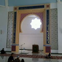 Photo taken at Andalusia Islamic Center by Achmad R. on 7/21/2011