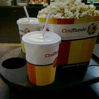 Photo taken at Cine Hoyts by Pablo G. on 1/29/2012
