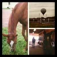 Photo taken at Fieldstone Farm by Adellyn P. on 12/31/2011