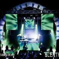 Photo taken at Elektricity Nightclub by Briana H. on 12/24/2011