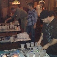 Photo taken at Sticks Bar by Joseph I. on 3/15/2012
