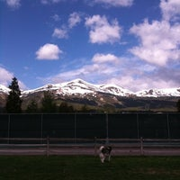 Photo taken at Carter Dog Park by Lauren W. on 7/9/2011