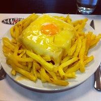 Photo taken at Café Santiago by Carlos F. on 4/11/2012