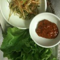 Photo taken at Korean Grill by Run M. on 3/10/2011