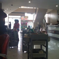 Photo taken at Tony and Jackey Salon by ginette t. on 1/15/2012