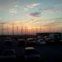 Photo taken at Sunset Grill by Jana S. on 9/7/2011