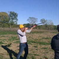 Photo taken at Finger Lakes Shooting Range by Brian R. on 10/1/2011