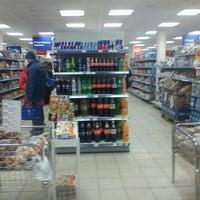 Photo taken at Перекрёсток by Sergey on 2/12/2012